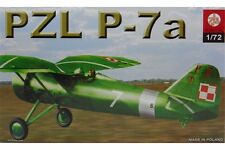 ZTS PLASTYK S044 1/72 PZL P-7a