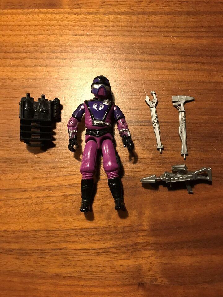 Cobra Techno-Viper, Action Force