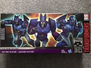 Transformers Platinum Edition ARMADA of CYCLONUS Autobot SCOURGE