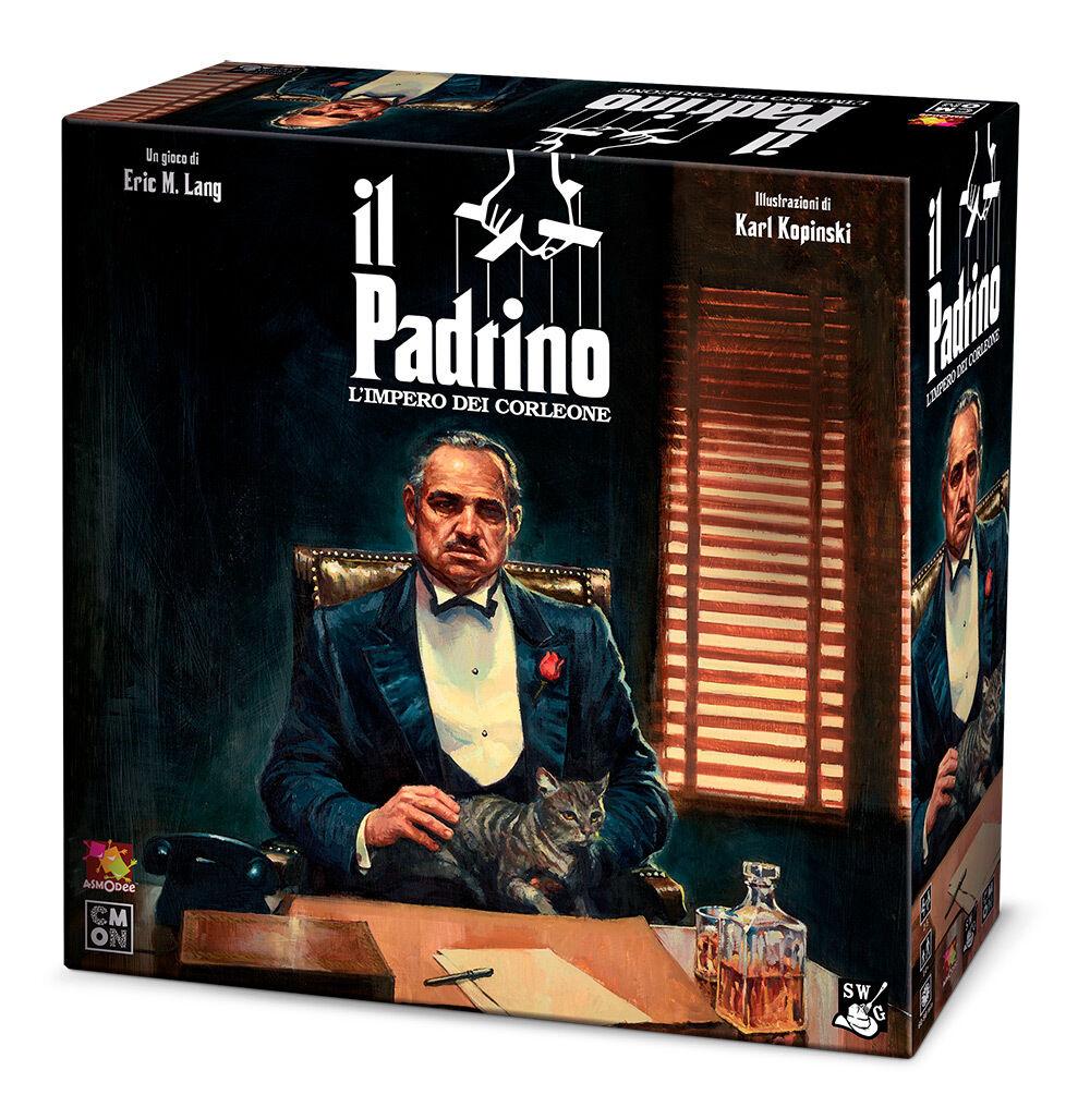 El Padrino, L'Impero de Corleone, juego por Mesa, Nuevo por venir