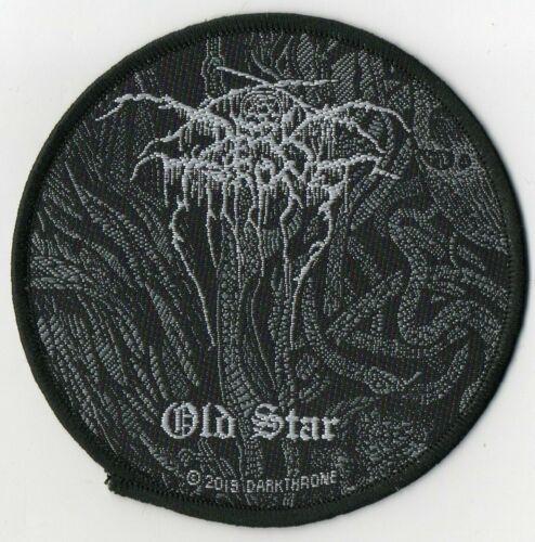 Darkthrone Old Star Patch