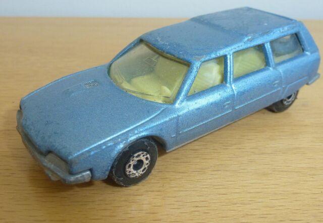MATCHBOX # 12 CITROEN CX BREAK 1979