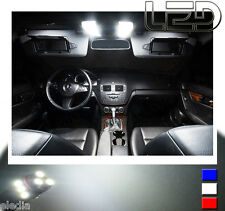 MERCEDES ML W163 PACK 16 Ampoules LED Blanc plafonnier Habitacle coffre miroir