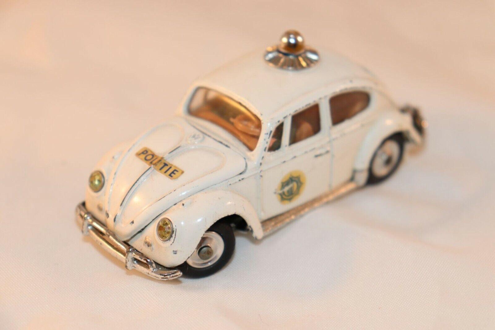Corgi Juguetes 492 Volkswagen politie 1200, de buena calidad, rara.