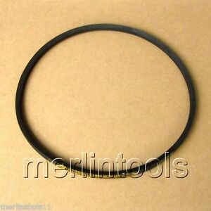 "B142 5/8"" x 7/16"" x 142"" Industrial V Rubber Belt"