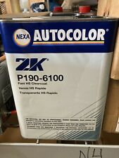 Ppg Nexa Autocolor 2k Fast Hs Clear Coat P190 6100 4 Liters Free Shipping