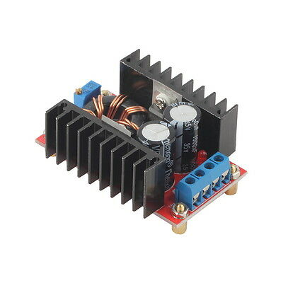 Hot 150W DC-DC Boost Converter 10-32V to 12-35V Step Up Charger Power Module DT