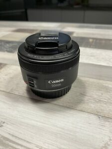 Objectif CANON EF 50 mm f/1,8 STM