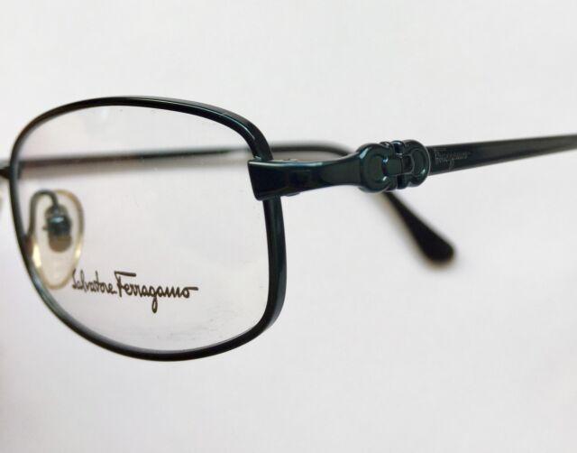 klassischer Stil von 2019 anerkannte Marken Entdecken Sie die neuesten Trends Salvatore FERRAGAMO 1512 Eyeglasses Lunette Brille Occhiali Gafas Frames