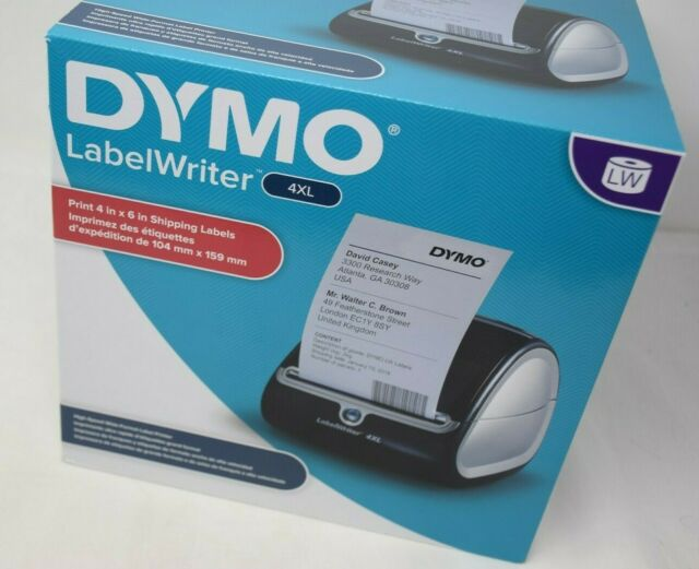Brand New - DYMO LabelWriter 4XL Desktop Label Printer (1755120)