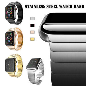 40-44mm-Stainless-Steel-Link-Band-Strap-for-Apple-Watch-Series-6-5-4-3-iWatch-SE