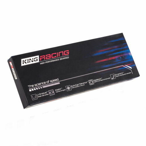KING MB5315XPSTDX Standard Main Bearings Set for Mitsubishi 4G63//4G64 EVO 8 9
