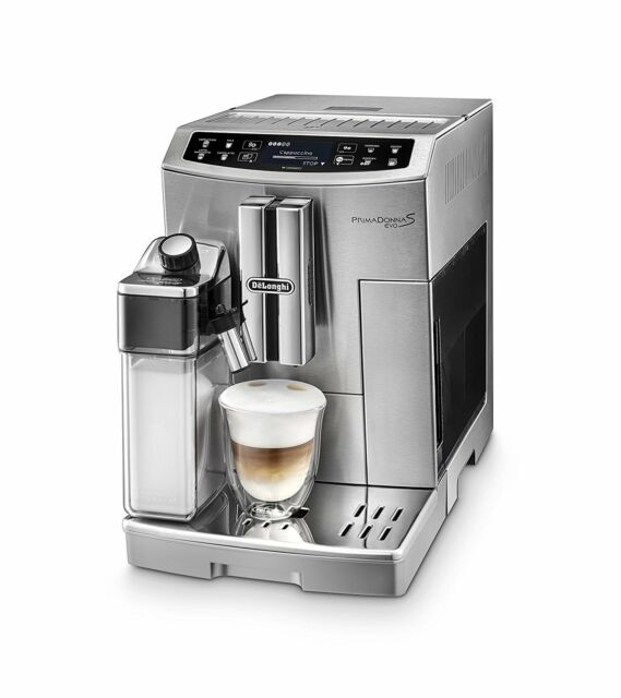 DeLonghi ECAM 510.55M PrimaDonna S EVO Kaffeevollautomat Kaffeemaschine APP NEU