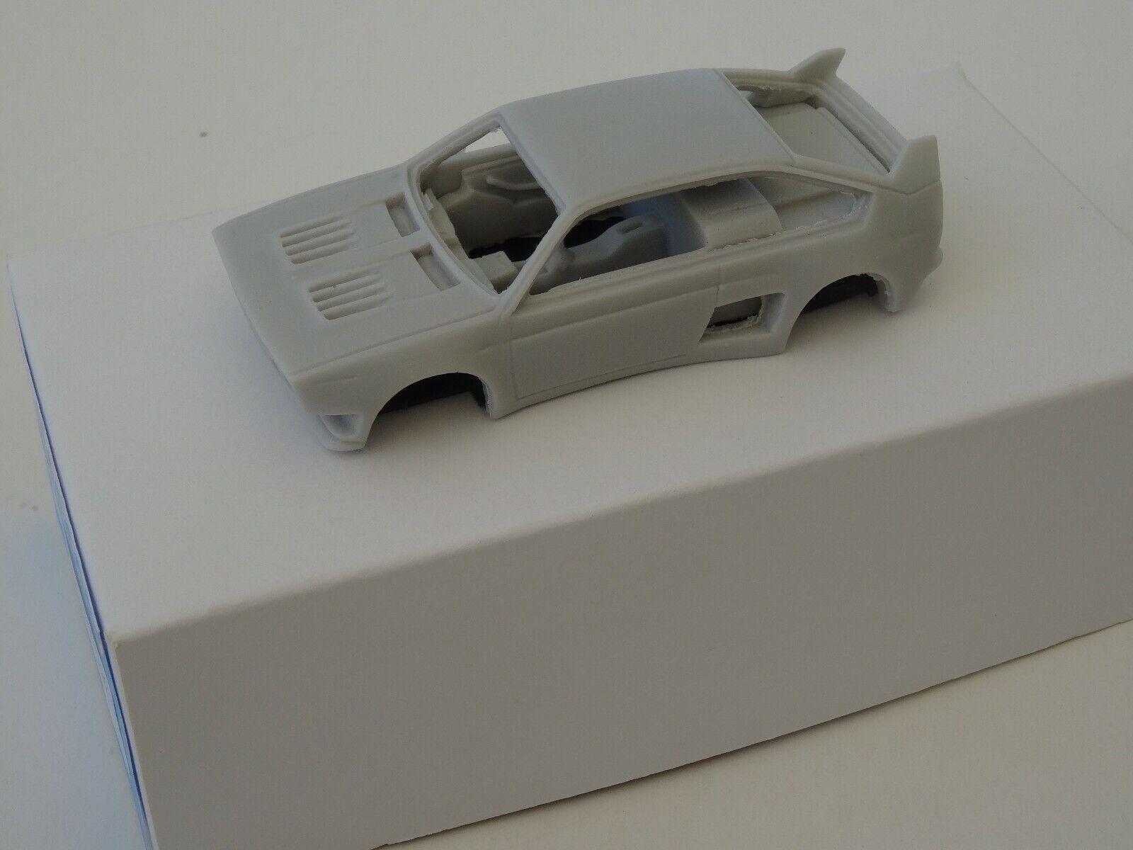 Chestnut models. kit 1 43. alfa romeo sprint giocattolo. v8. 1986.
