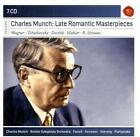 Charles Munch: Late Romantic Masterpieces von Boston Symphony Orchestra,Charles Munch (2011)
