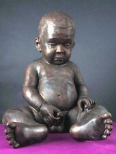 "Pee Baby Fountain ""Fascination"" Bronze w/ Pump"