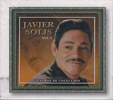 CD - Javier Solis NEW 3 CD's Vol. 2 Tesoros De Coleccion FAST SHIPPING !
