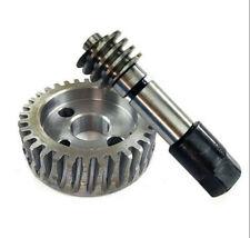 Bridgeport Milling Machine Parts Adjustable Worm Turbine Gear Replacement Worm