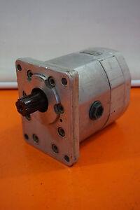 ORSTA-C40-2L-Hydraulic-Pump-Doppelpumpe-Tgl-10859-Hydraulic-Pump-Zahnradmotor