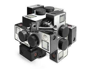 Stereoscopic-3D-360-Spherical-Panorama-Mount-f-12x-GoPro-HERO-3-4-VR-Virtual-R