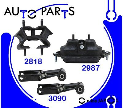 Engine Motor /& Trans Mount 4PCS 02-07 for Buick Rendezvous// Terraza 3.4 3.5 3.6L