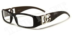 155a73b99de30 Image is loading Non-Prescription-Glasses-Clear-Very-Sexy-Animal-Print-