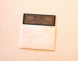 Filer-039-s-Choice-Disk-for-Apple-II-Plus-IIe-IIc-IIGS