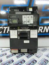Square D Le36225ls 225a 600v Micrologic Breaker Reconditionedtest Report