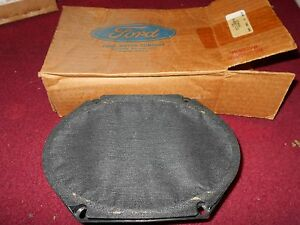 NOS NEW 1985-1991 FORD F150 F250 F350 BRONCO STEREO SPEAKER E9AZ-18808-A NEW In-Car Entertainment