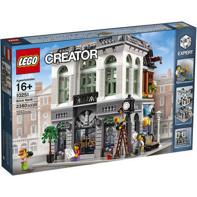 LEGO 10251 Creator Expert Brick Bank  Modular Brand New and Sealed