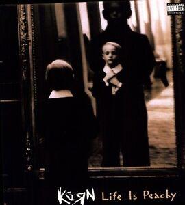 Korn-Life-Is-Peachy-Vinyl-New
