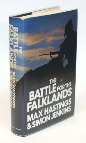 1 of 1 - The Battle for the Falklands by Jenkins, Simon 0718122283 The Cheap Fast Free