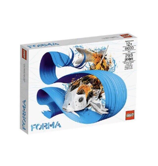 Lego Forma 81000 BNIB Fish Koi voiturep