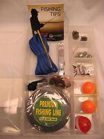 Laker Catfish Kit CAT1 With Plano Type Tackle Box NEW NIB