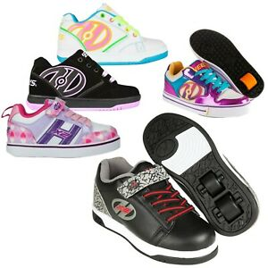 New Heelys Kids Wheelie Trainers Roller Skate Shoes Free Uk Shipping Ebay