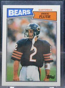 1987-Topps-45-DOUG-FLUTIE-Rookie-RC-BEARS