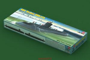 Hobbyboss 1//350 83513 USS Virginia SSN-774 Attack Submarine top quality