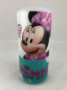Details zu Minnie Maus - Disney - Nachtlicht - Nachtlampe - Lampe - LED -  Farbwechsler