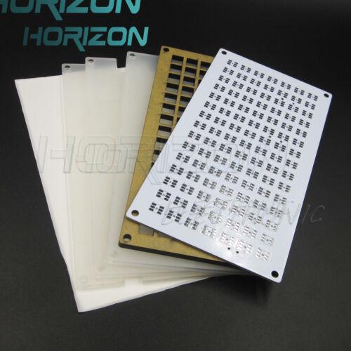 DIY DS3231 Touch Key Precision High-Brightness LED Dot Matrix  Alarm Clock Kit