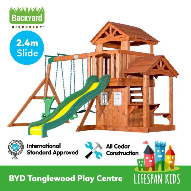 Lifespan Kids Backyard Discovery Tanglewood Play Centre ...