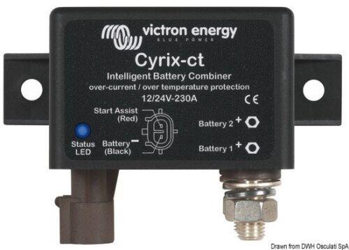 Bootsport Parallelschalten Gerät Victron Cyrix-I 500 Ah Marken Victron Energy 14.263.02