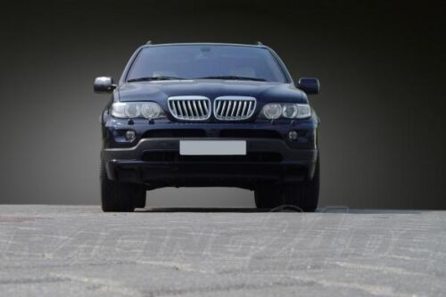 Spiegelkappen Chrom ABS fuer BMW X5 E53  MADE IN ITALY