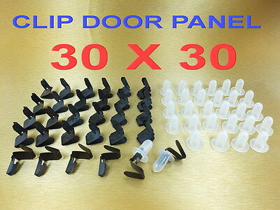 1 SET Clip DOOR PANEL  FIT FOR COROLLA KE10 KE11 KE15 KE16 KE17 KE18 KE20 K