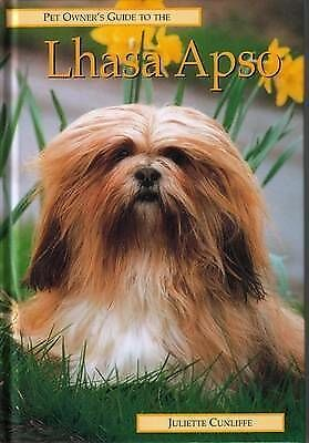 1 of 1 - (Good)-Pet Owner's Guide to the Lhasa Apso (Pet owner's guides) (Hardcover)-Cunl