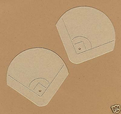 Dayco//AccuCut Baseball//Softball Set Die Cuts