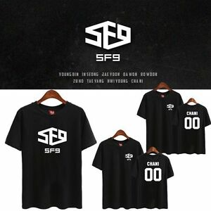 SF9-CHA-NI-DA-WON-RO-WOON-WHI-YOUNG-IN-SEONG-JAE-YOON-TAE-YANG-T-Shirt-KPOP-NEW