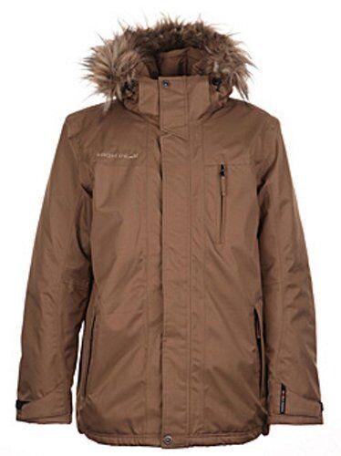 52 uomo Uvp uomo Winslow Giacca Sepia Nuova invernale giacca 95 Gr da High Peak da € 149 AOT8Hq