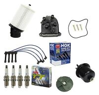 Japan Cap Rotor,ngk Wires,denso Spark Plug,air+gas Filter Integra Gsr Type-r on Sale
