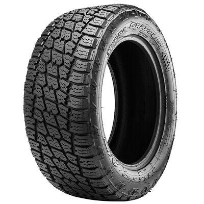1 NEW Nitto Terra Grappler G2 A//T Tire 285//70//17 P285//70//17 2857017