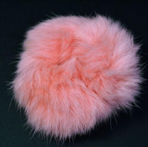 Fell Haargummi Pelzhaargummi Haarband Zopfband  Zopfgummi Echt Kannichen